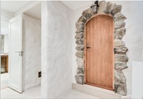 Dekor för dörr