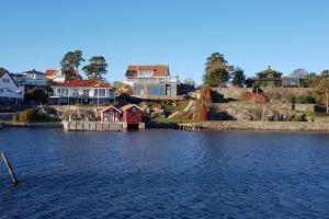 Extremt och diskret i Gottskär