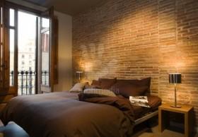 bedroom-modern-brick-wall
