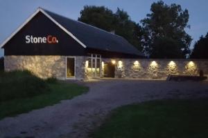 Stone Co. showroom i Varberg