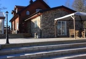 Utbyggnad i Korsberga