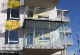 Veidekke bygger för Riksbyggen i Helsingborg